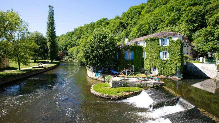 Camping Brantôme Dordogne