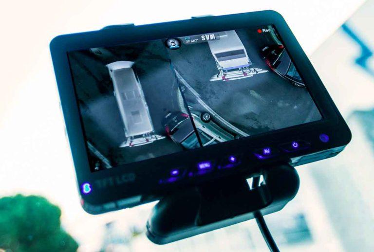 Odona 360-degree camera