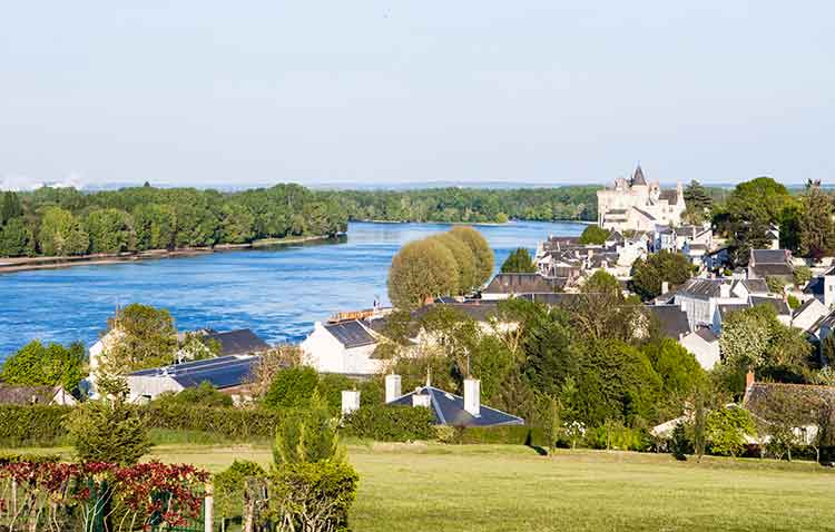 Camping in Loire Valley