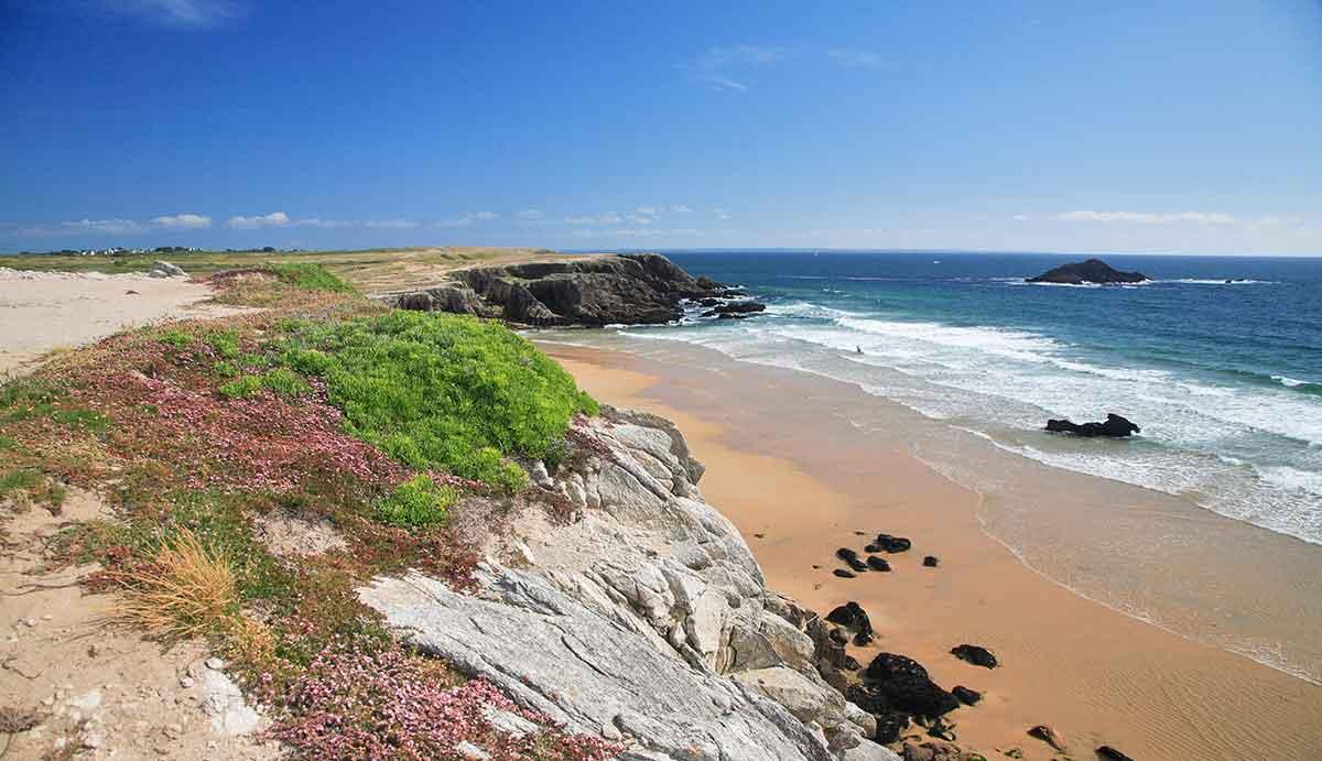 Camping en Bretagne