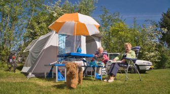 Camping avec Chiens