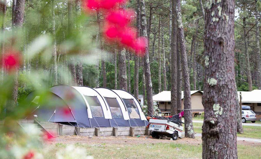 Camping Landes Veille Saint Girons