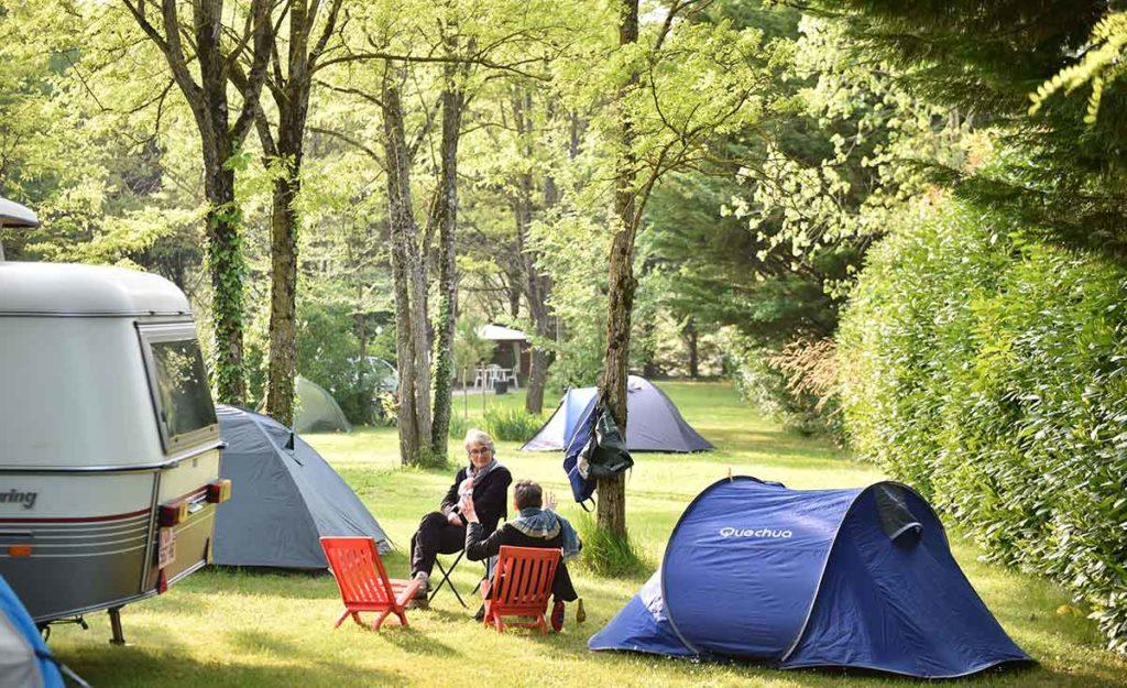 Camping Dordogne Vendoire