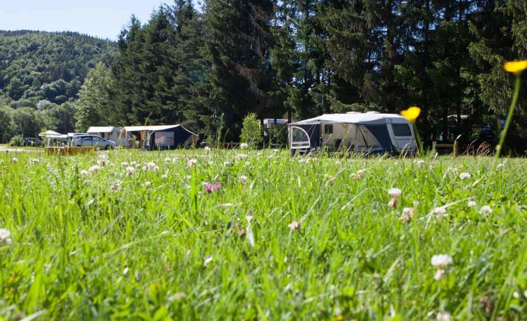 Camping en Haute-Loire