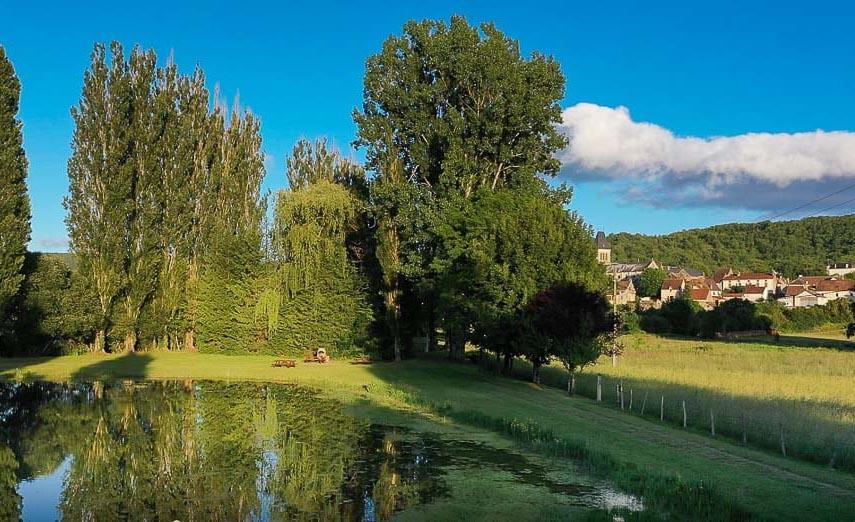 Camping Lot Le Moulin du Bel Air