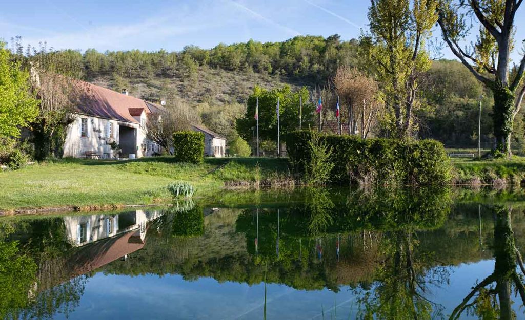 CAMPING LOT MOULIN DU BEL AIR