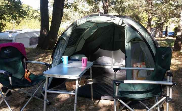 Camping PACA Gordes
