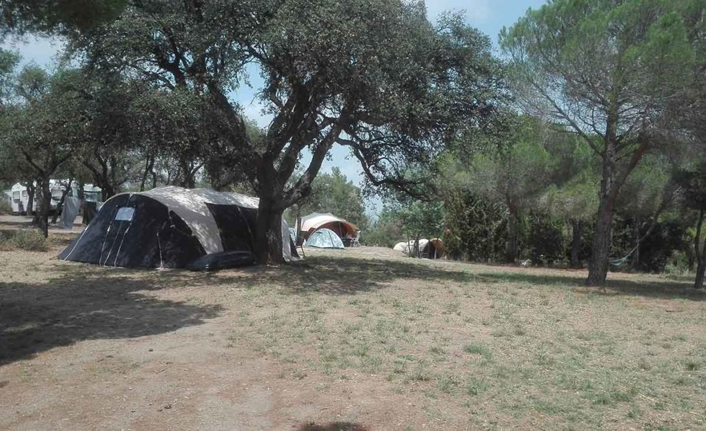 Camping Pyrénées Orientales Llauro