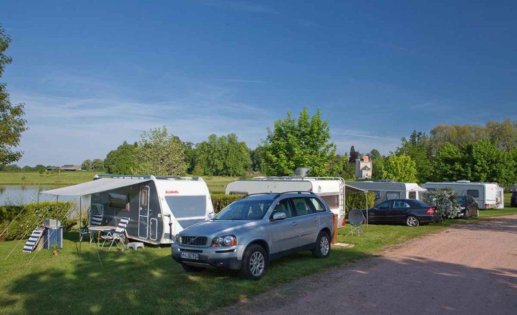 Camping Creuse Boussac