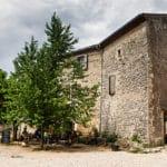 Couvertoirade village on the Larzac