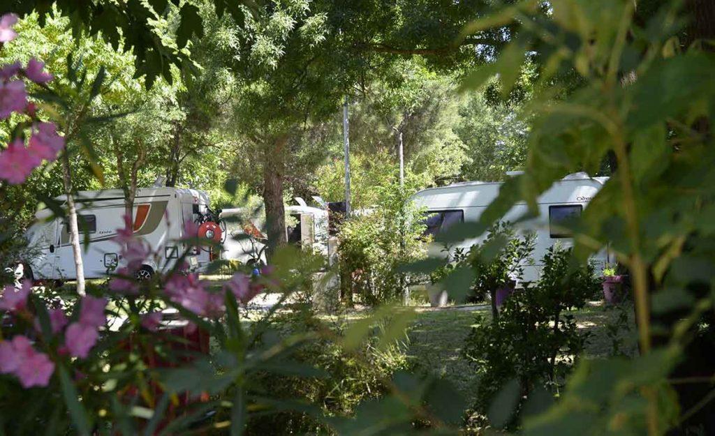 Camping Hérault Sérignan