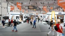 Dusseldorf Caravan Show