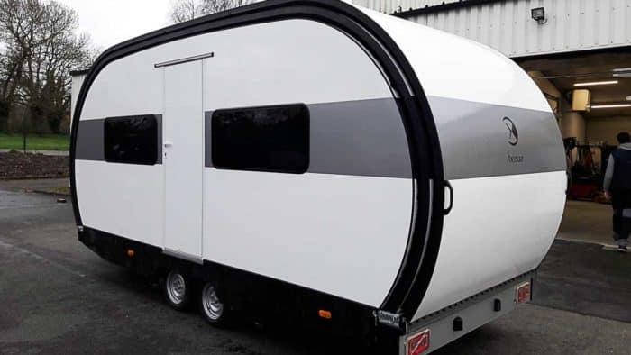 Caravane Beauer 3x +