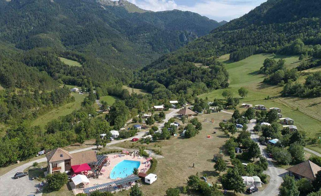 Camping en Isère