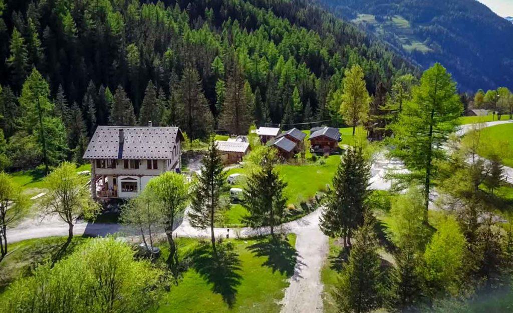 Camping Alpes - Savoie