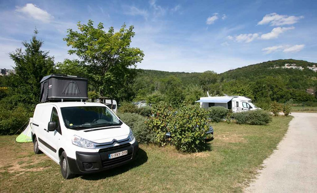 Camping Doubs - Ornans