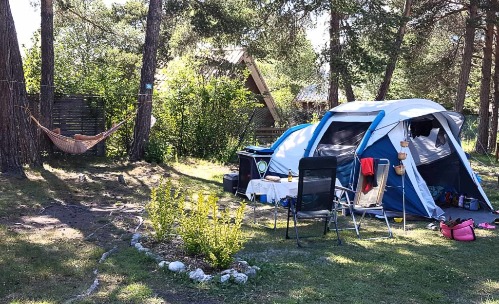 Camping Alpes de Haute Provence Tampico