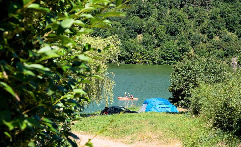 Camping Loire Arpheuilles