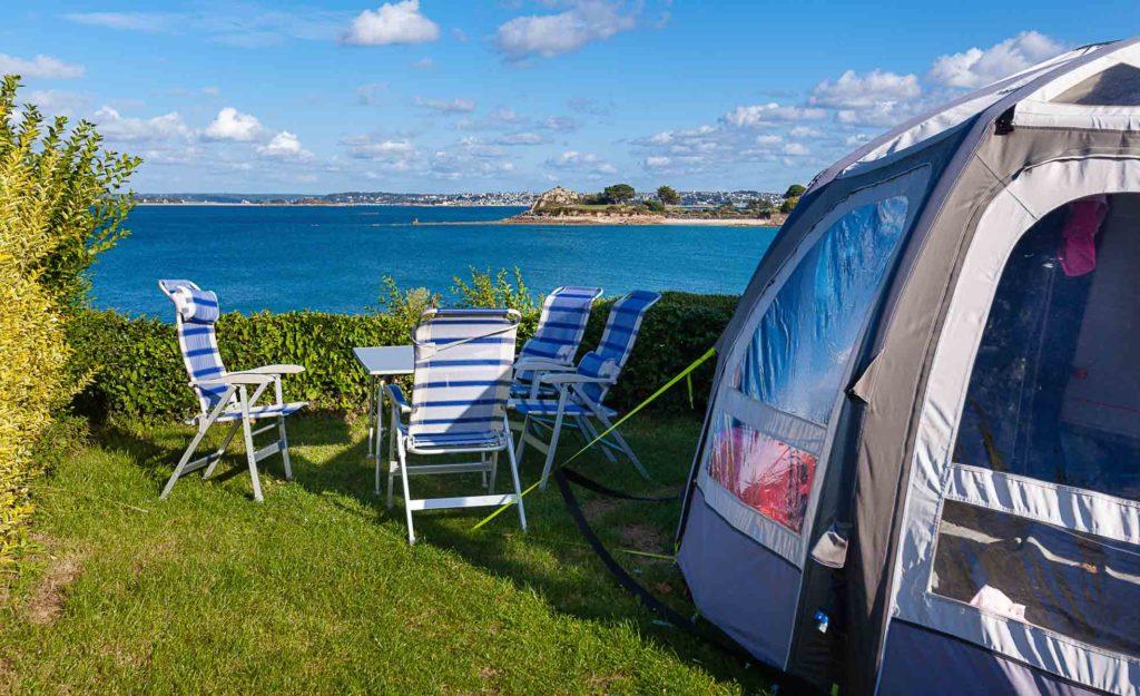 Camping Bretagne Finistère Camping Ar Kléguer