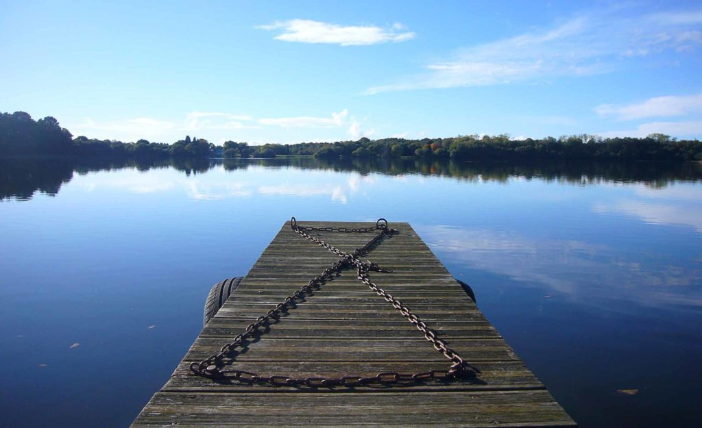 Camping Bretagne le Lac Ô Fées