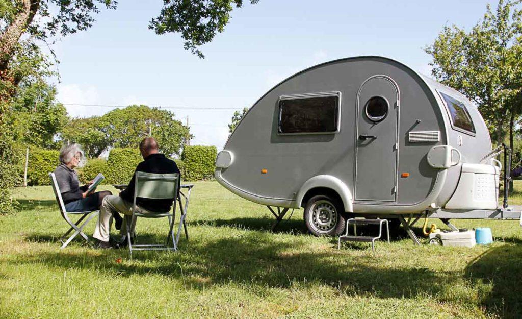 Camping Bretagne Ferme de Lann Hoedic