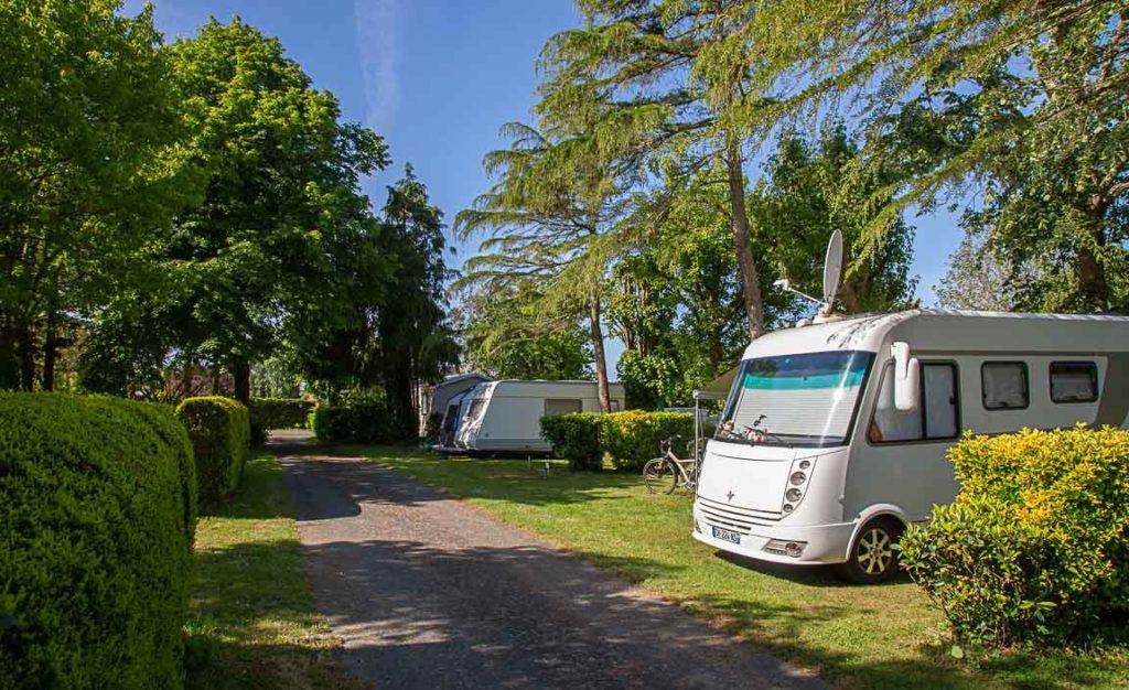 Camping Bretagne Bénodet la Plage