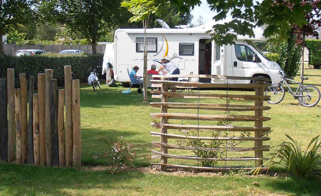 Camping Bretagne Vieux Verger