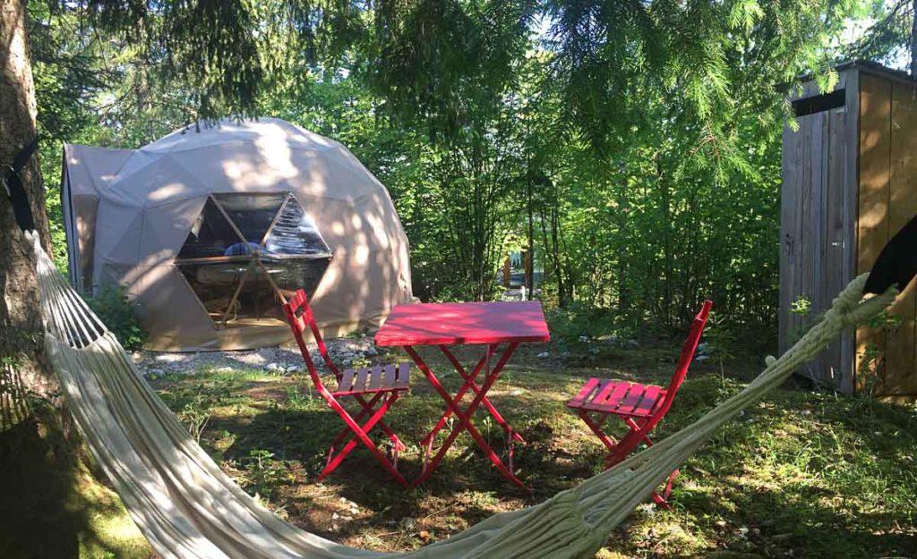 Camping Jura Bugnon