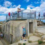 Pointe du Hoc in Normandy