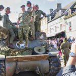 Célébration du DDay en Normandie