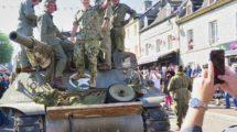 DDay Celebration in Normandy