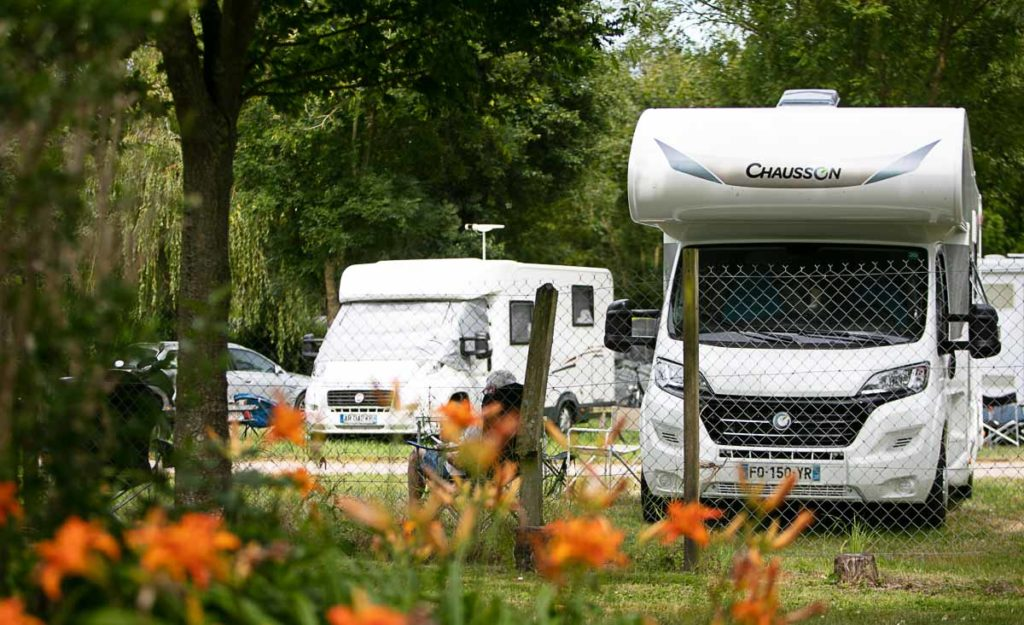 Camping Normandie Haut Dick