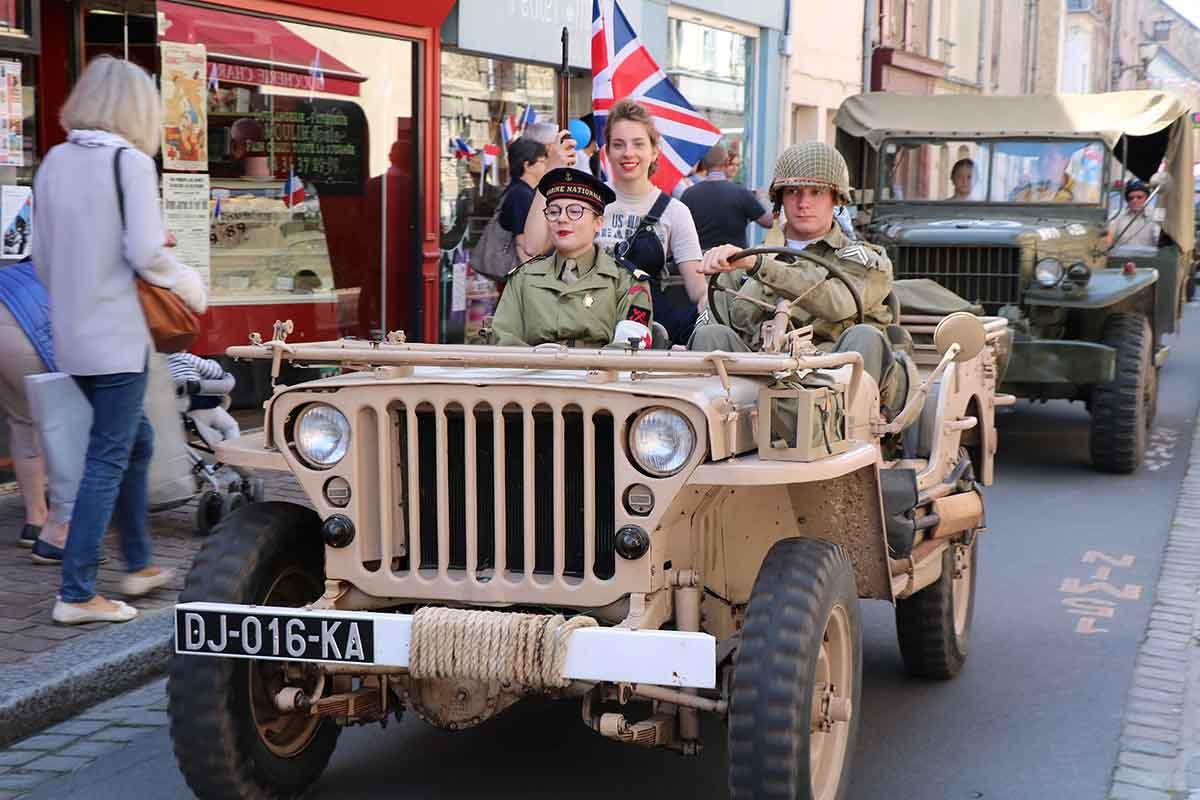 D-Day celebrations