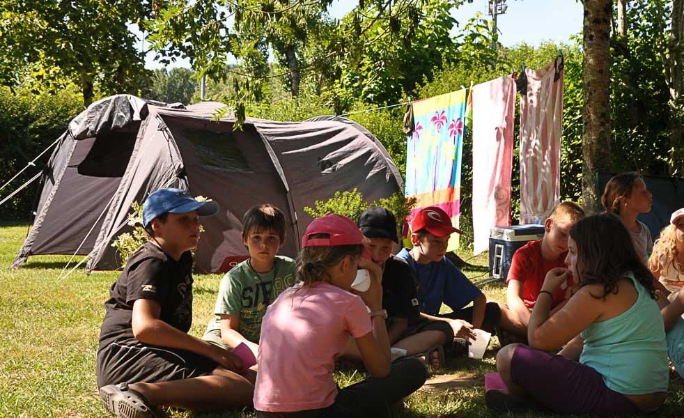 Camping de Brantôme Peyrelevade