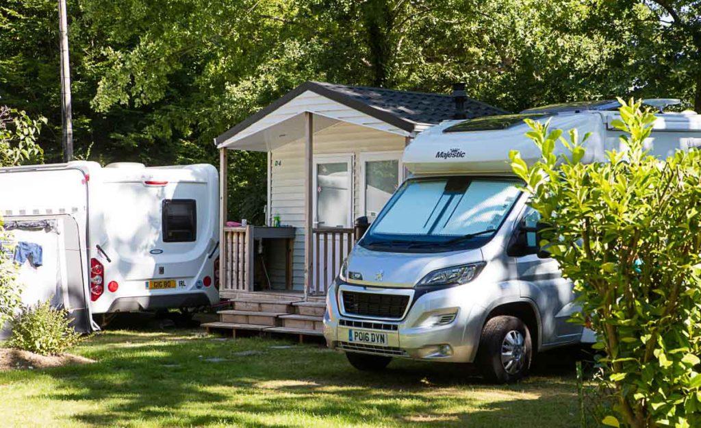 Camping Val de Loire Bois de Bardelet