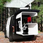 NV350 Caravan Concept Pod