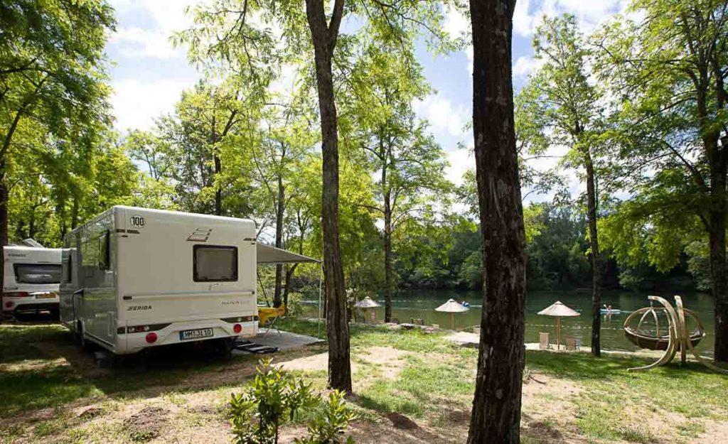 Camping Ardèche Roubine