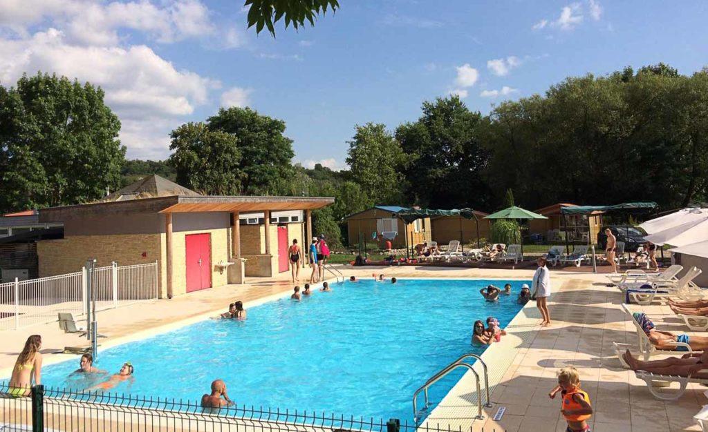 Camping Belfort avec piscine