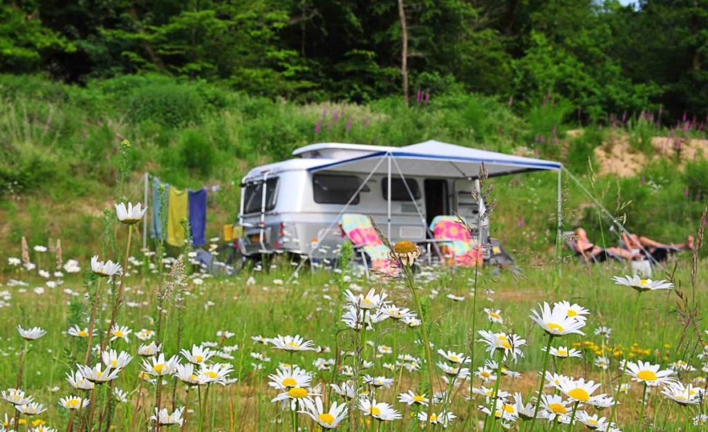 Camping Bourgogne gagère