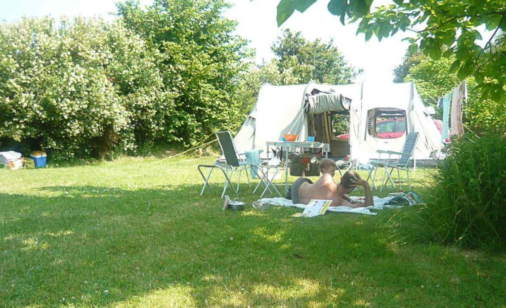 Camping Bretagne Ferme de Croas Men