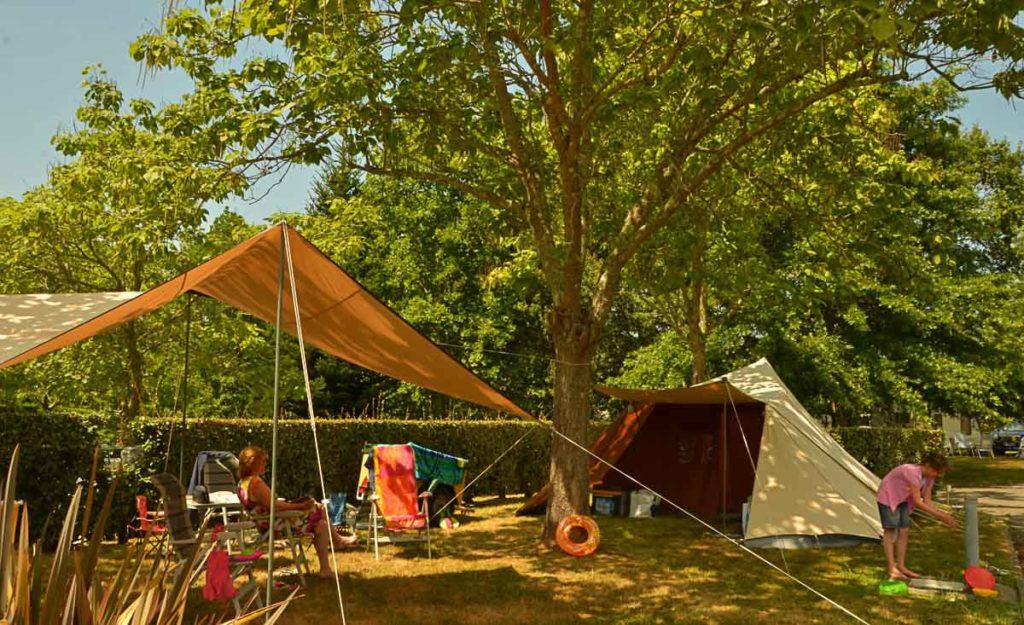 Camping Landes Lou Ptit Poun