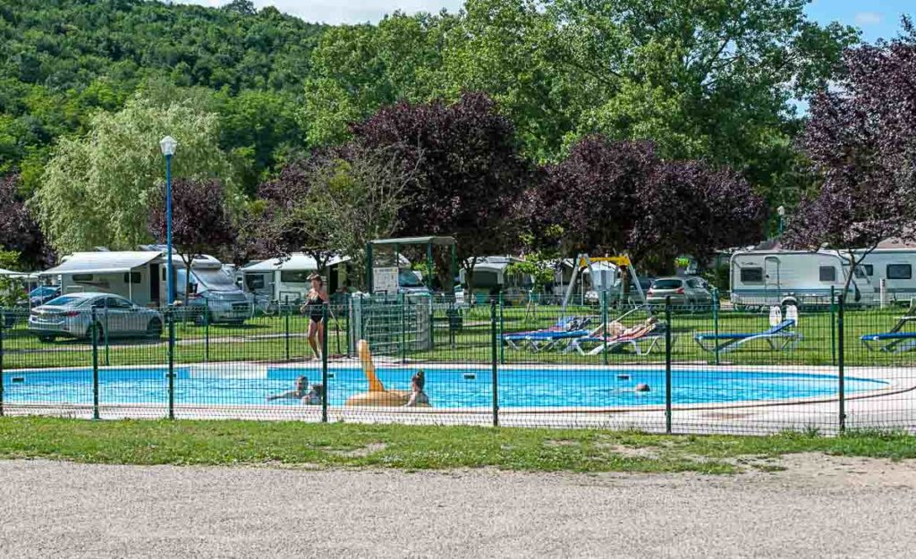 Camping Moselle
