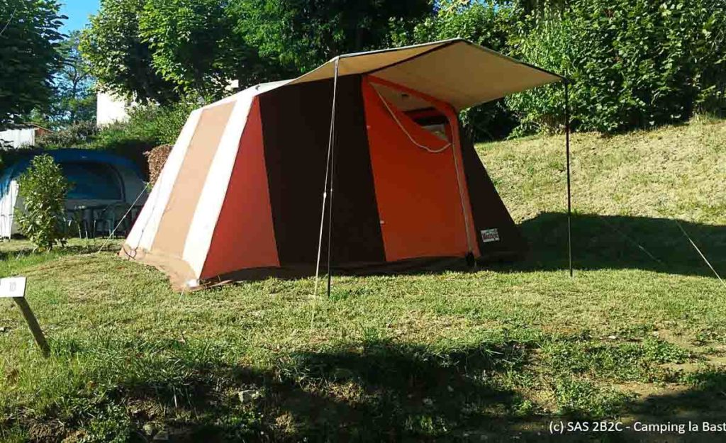 Camping Périgord la Bastide