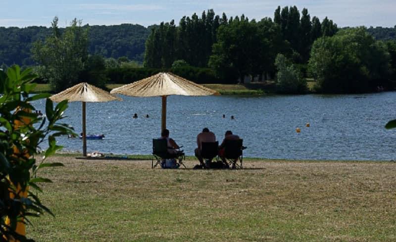 Camping Lac des Varennes