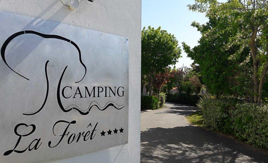 Camping Vendée la Forêt