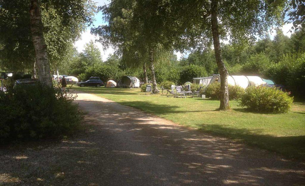 Camping Vosges Mica