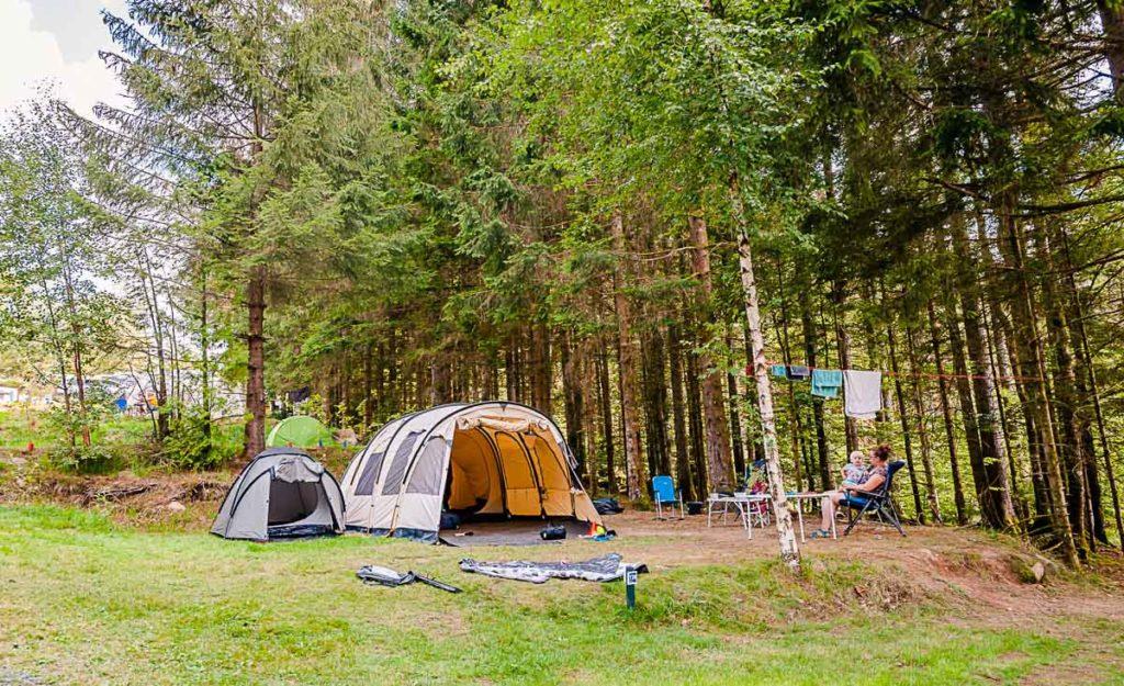 Camping Vosges Steniole