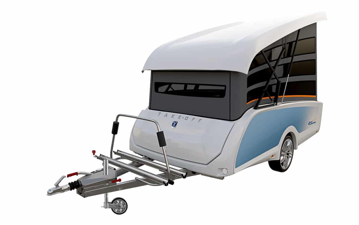TakeOff Easy Caravanning Folding Caravan