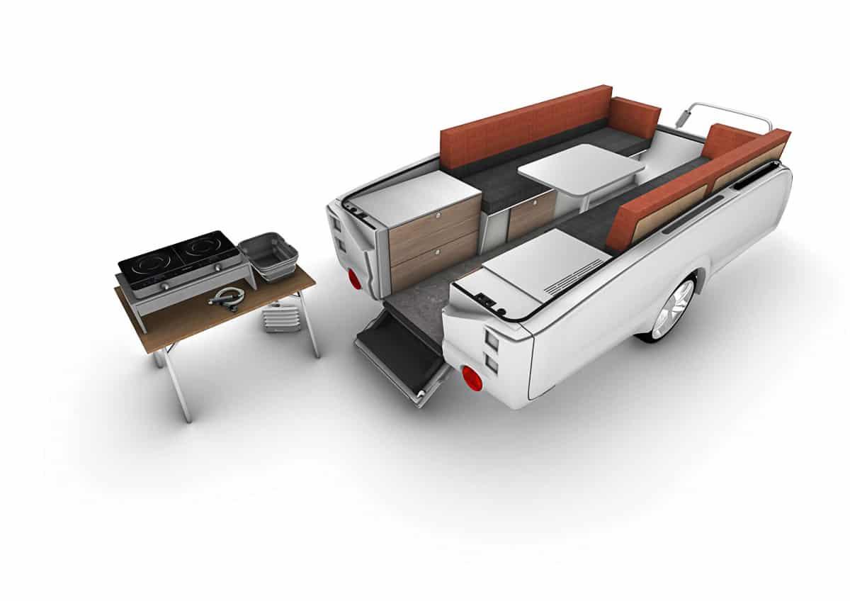 Caravane Pliante TakeOff Easy Caravanning