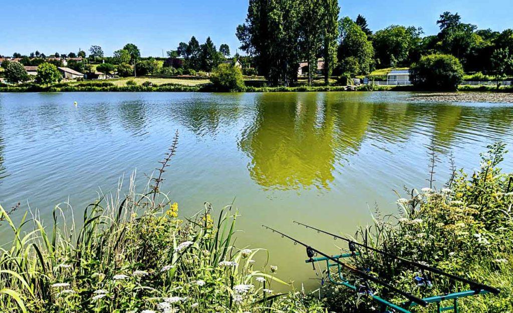 Camping Deux Sèvres Côté Lac